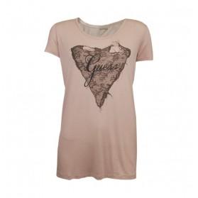 Camiseta Guess Para Mujer