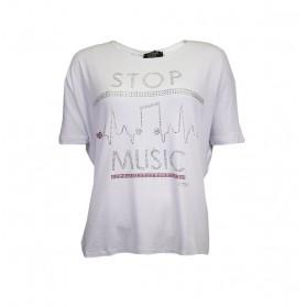 Camiseta Xtsy Para Mujer