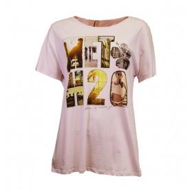 Camiseta Met Para Mujer