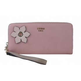 Cartera Güess Hadley SLG Rose Multi