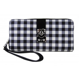 Cartera Güess Britta SLG Checker