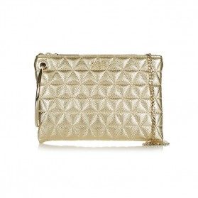 Bolso Güess Summer Night City Mini Gold
