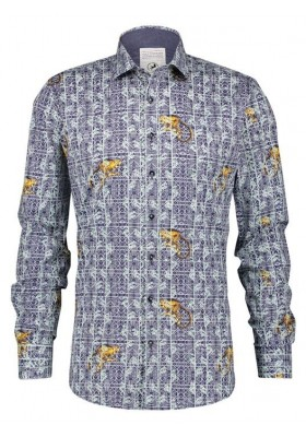 Camisa A Fish Named Fred Hombre