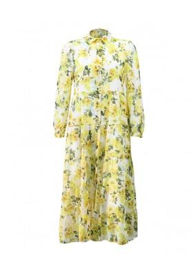 Vestido para mujer QGuapa con estampado floral