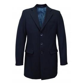 Abrigo Para Hombre Sorbino Azul Talla 50